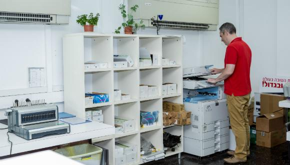 Photocopying Printing And Binding Center Copy Center